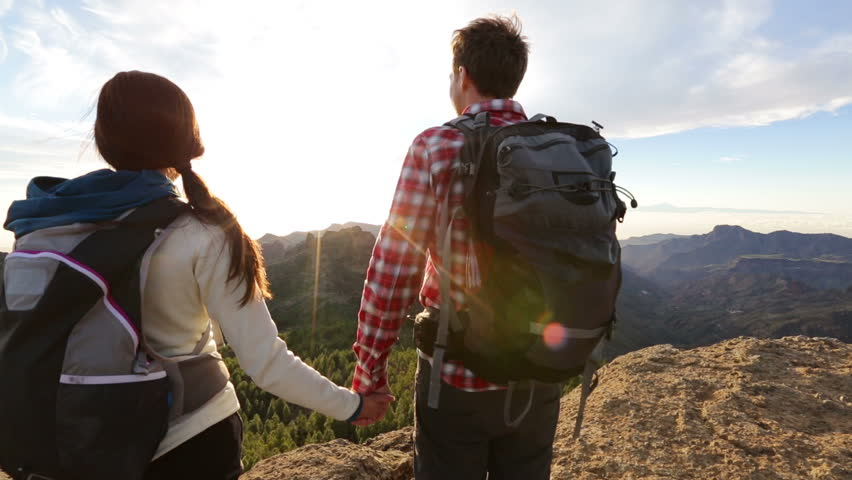 Trekking Couple