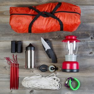Camping Accessories, Camping Gears
