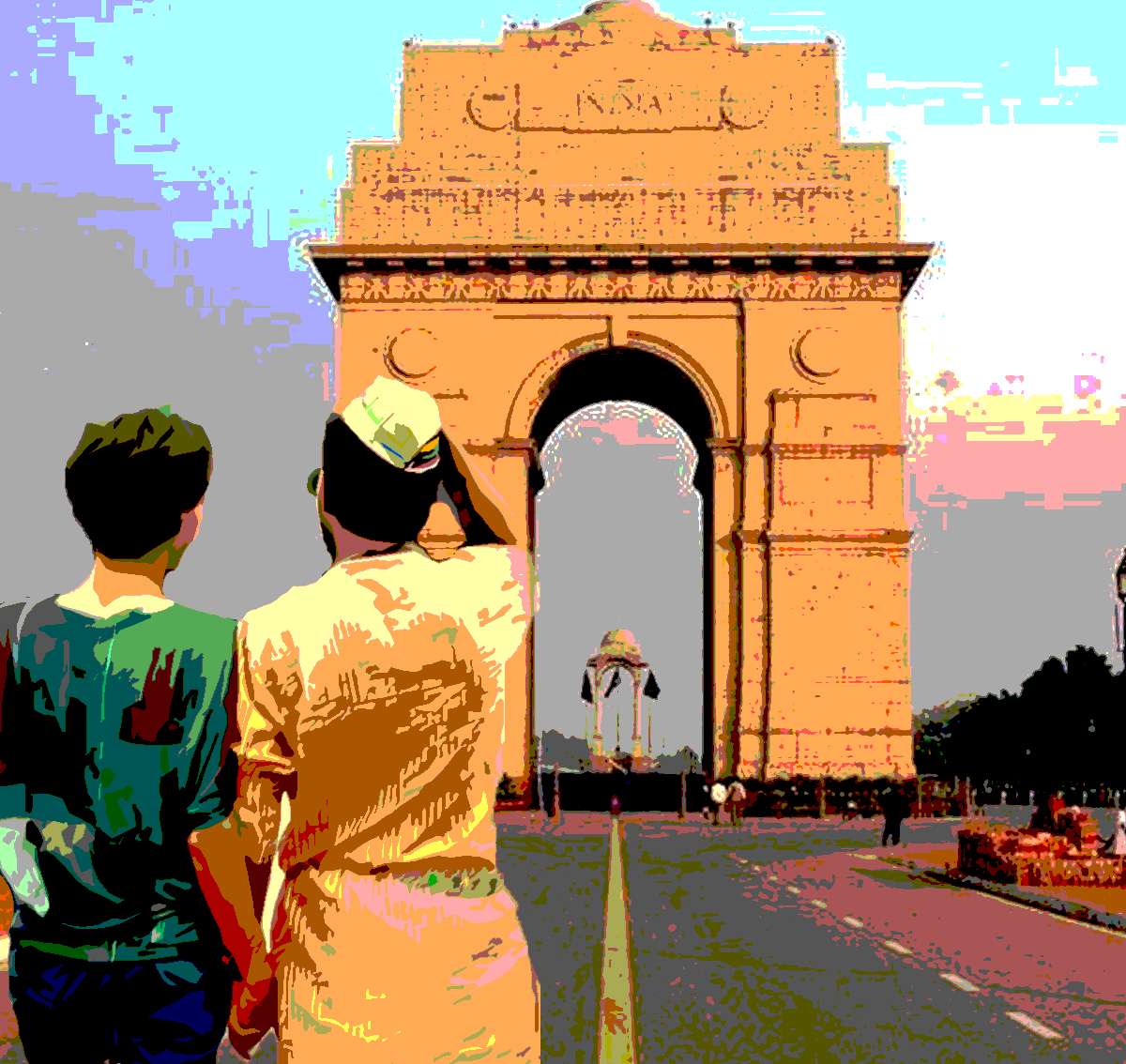 Gay friendly travel destinations in India