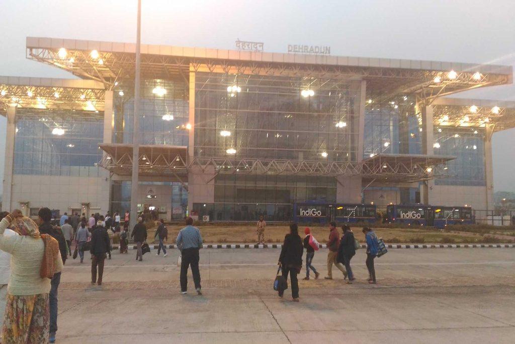 Dehradun-Jolly-Grant-Airport