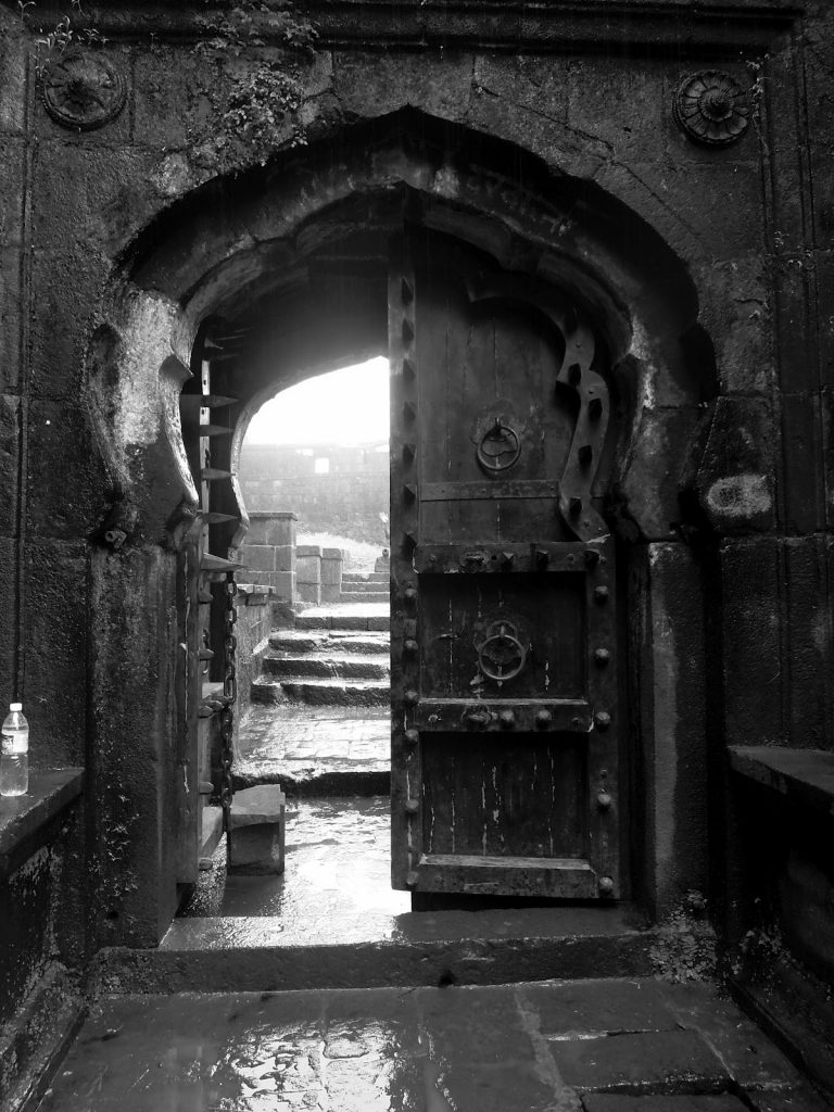 Intact-Doors-at-Lohagad-fort