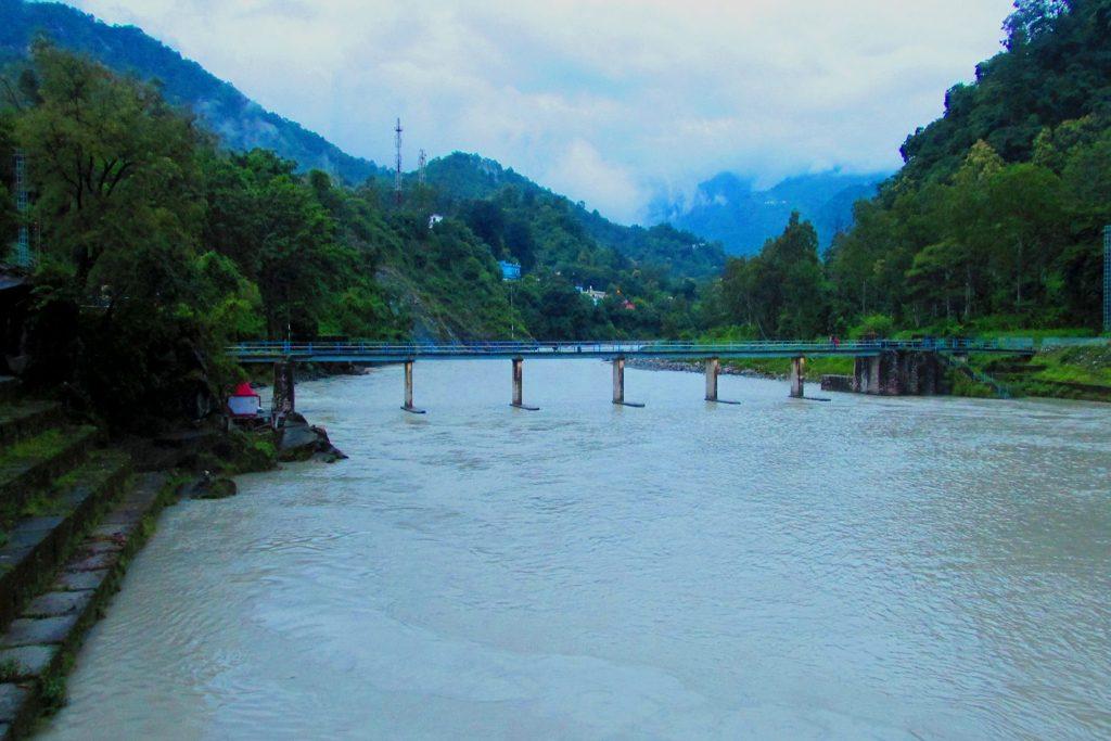 Beautiful Kathgodam Village