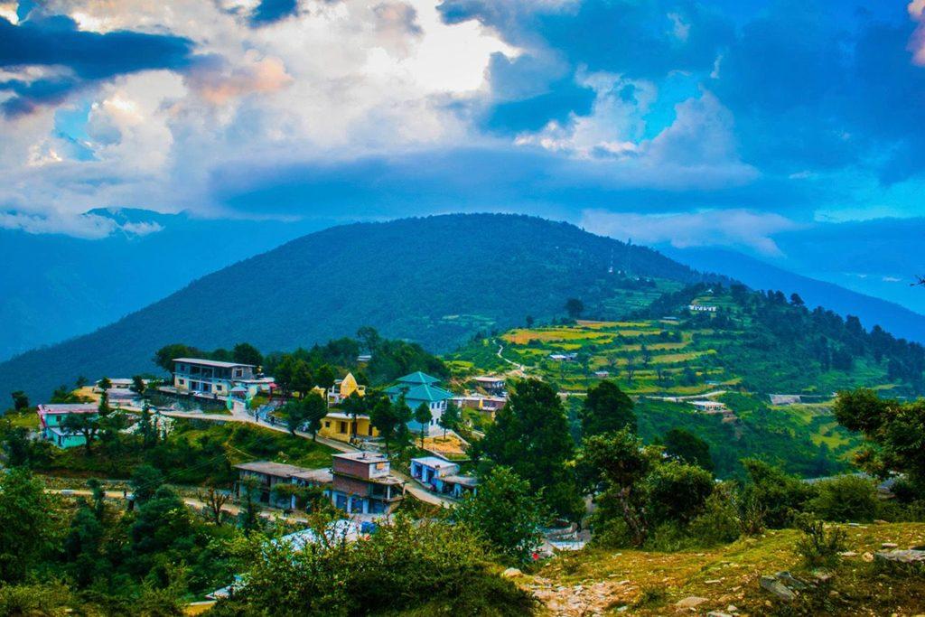 Lohajung Village_Base camp for Roopkund Trek