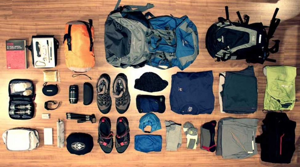 Things to carry while trekking