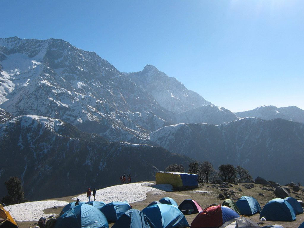 Triund-Trek-for-Family