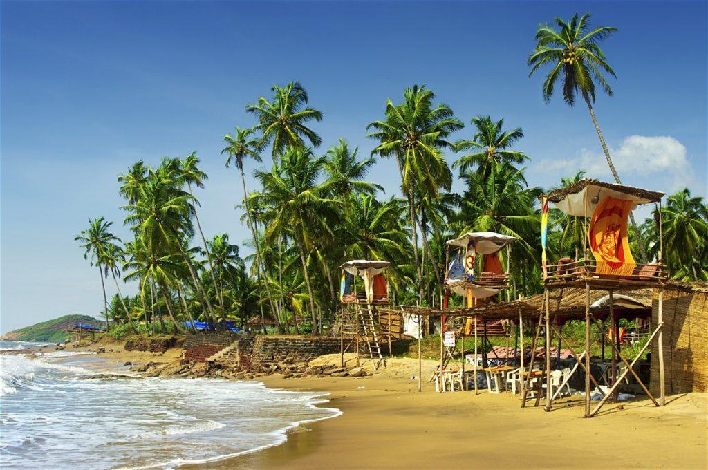 Goa Beaches Unexplored Beaches In Goa Togedr