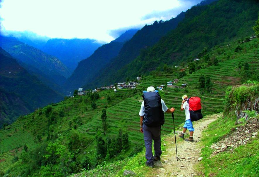 Chembra_peak_trek_in_sahyadri
