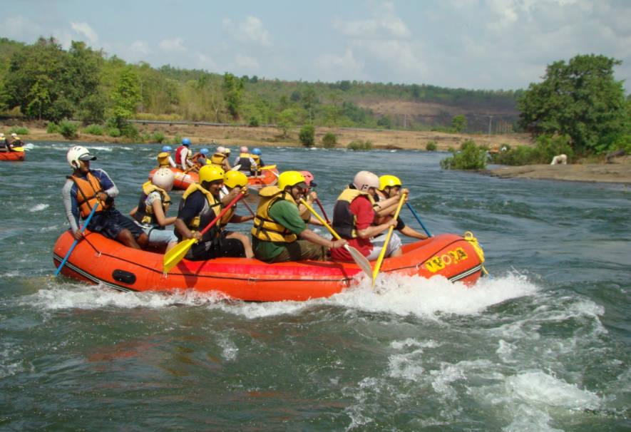 Kashmir-Rafting