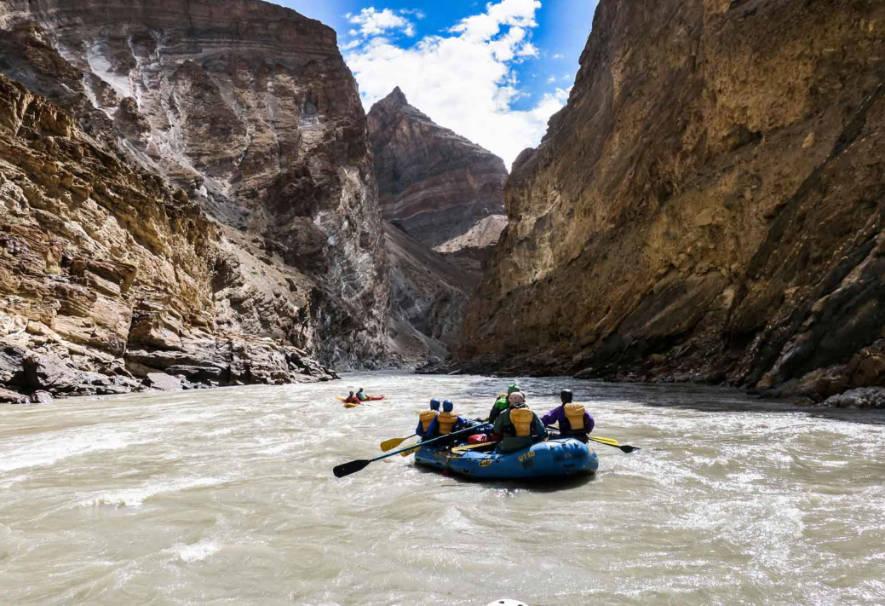 Ladakh-River-Rafting
