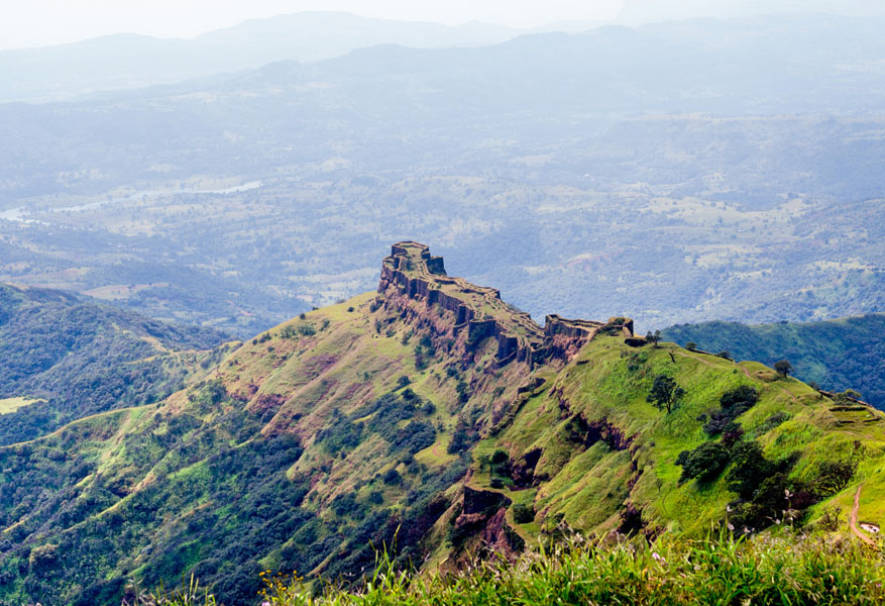 Rajgad-Fort-Trek-Sahyadri