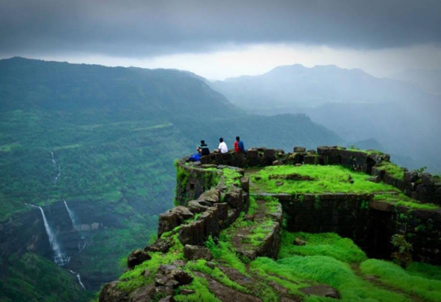 Rajmachi_fort_trek_sahyadri