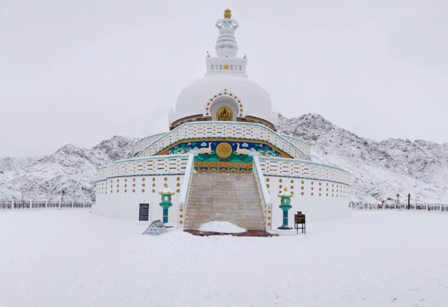 Shanti-Stupa-Tirp-To-Ladakh