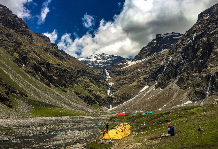 Waterfall_Camp_Rupin_Pass_Trek