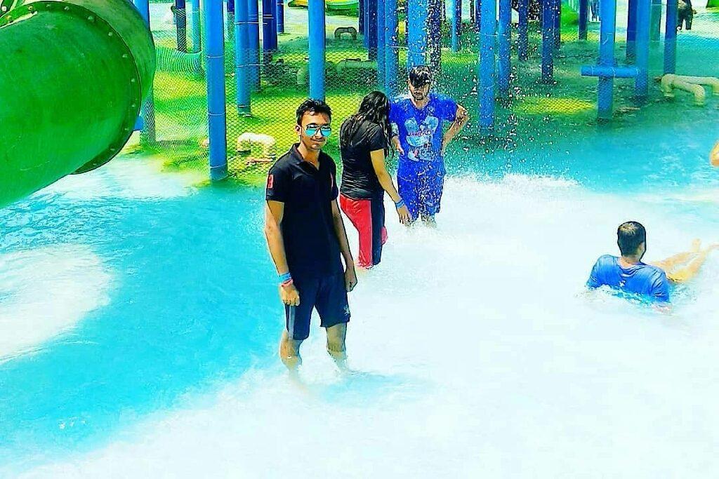 Krushanai water park