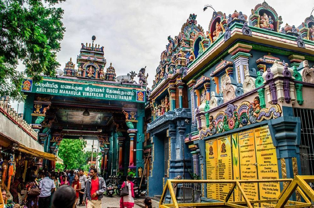 Manakula Vinayagar