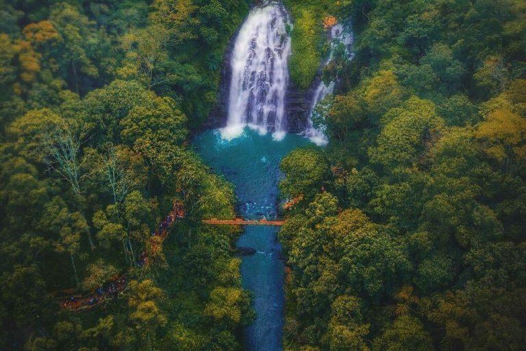 Waterfalls around Bangalore Abbey Falls