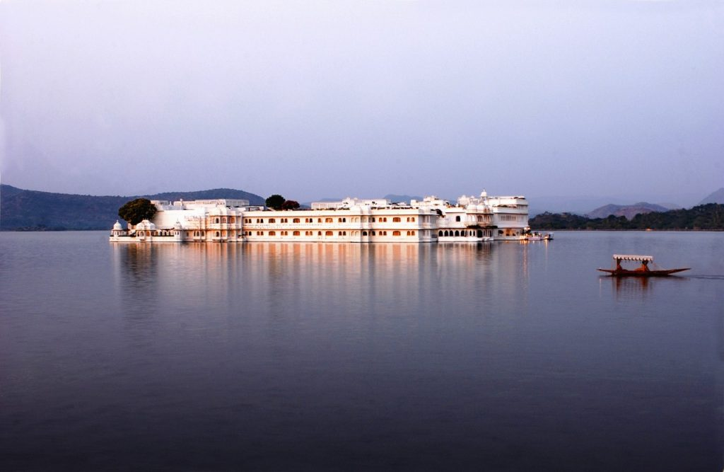 The Lake Palace Udaipur