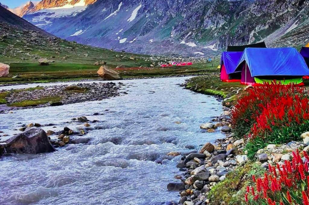 Hampta Pass & Camp Summer Trekking