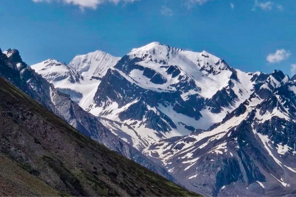 Adi Kailash Trek in Summers