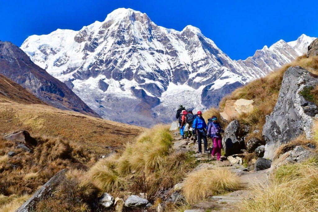 Annapurna base