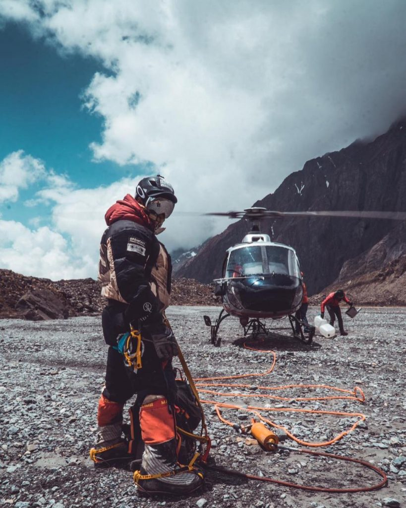 Annapurna rescue
