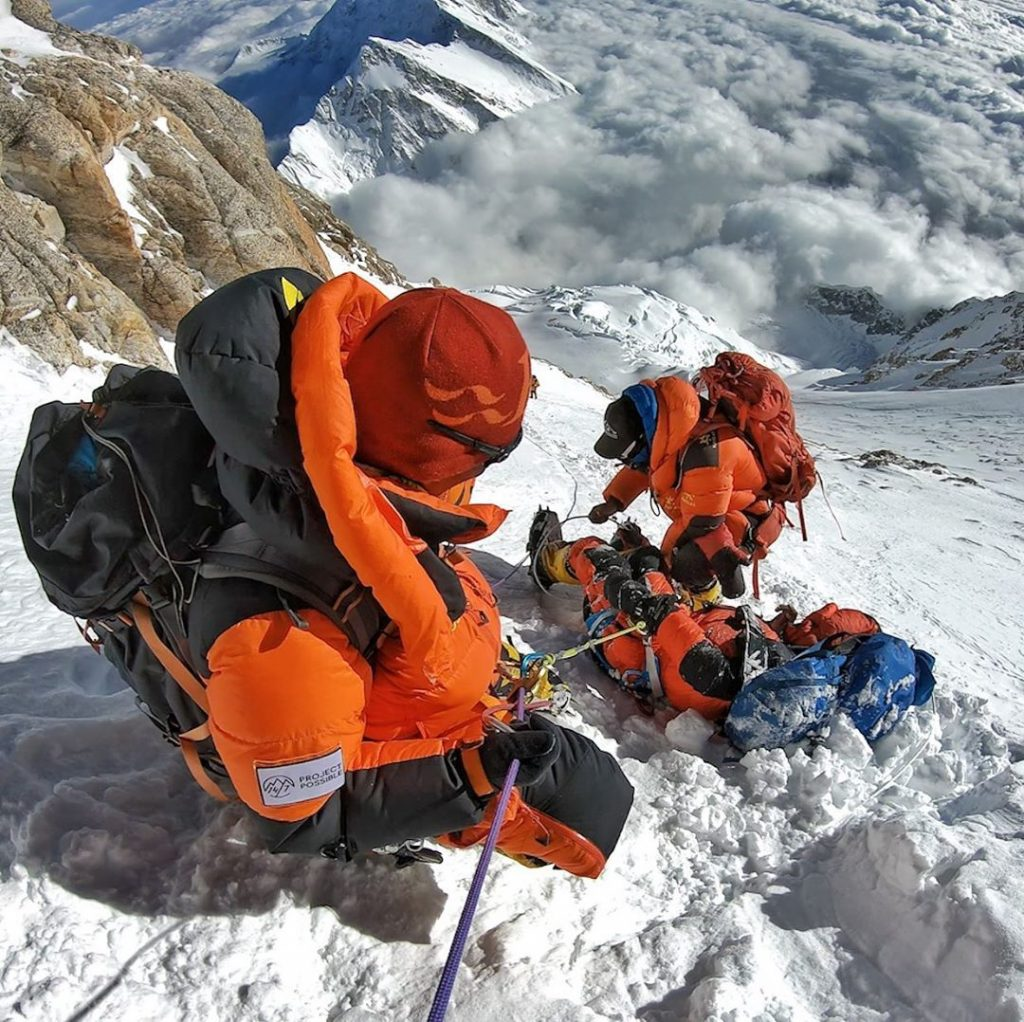 NIMSDAI- Kanchenjunga Rescue
